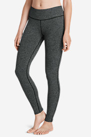 Women's Movement Leggings - Jacquard in Gray