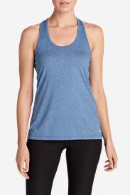 Women's Resolution Tank Top in Blue