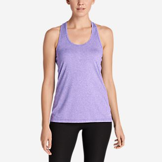Women's Resolution Tank Top in Purple