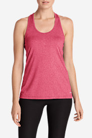 Women's Resolution Tank Top in Red
