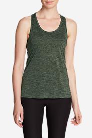 Women's Resolution Tank Top in Green