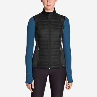 Women's IgniteLite Hybrid Vest in Black