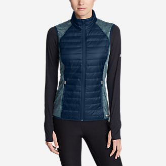 Women's IgniteLite Hybrid Vest in Blue