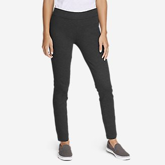Women's Passenger Ponte Skinny Leg Pants in Gray