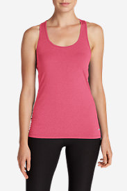 Women's Resolution Flex Tank Top in Red
