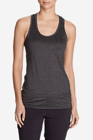 Women's Infinity Tank Top in Gray
