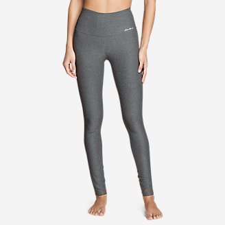 Women's Movement High Rise Leggings in Gray