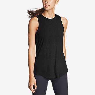 Women's Mercer Tank in Black