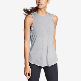 Women's Mercer Tank in Gray