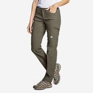 Women's Guide Pro Pants in Green