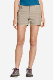 Women's Horizon Cargo Shorts in White
