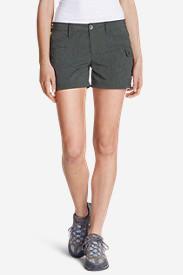 Women's Horizon Cargo Shorts in Gray