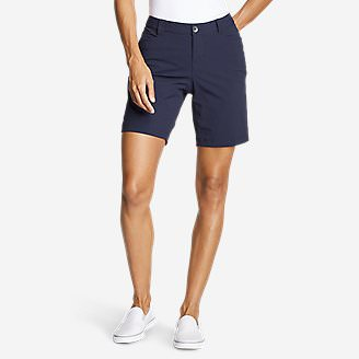 Women's Horizon Shorts in Blue