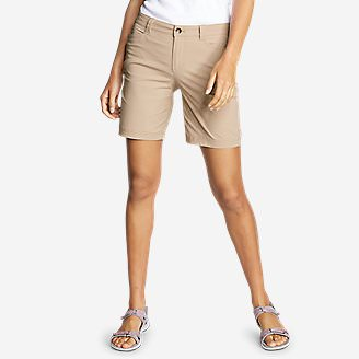 Women's Horizon Shorts in Beige