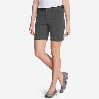 Women's Horizon Shorts in Gray