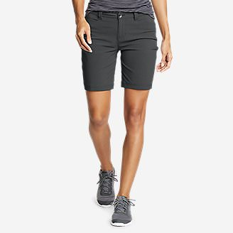 Women's Horizon Shorts in Gray