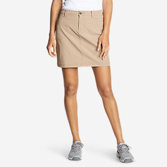 Women's Horizon Skort in Beige