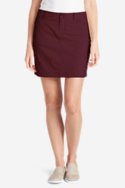 Women's Horizon Skort in Red