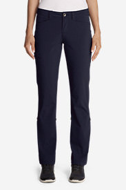 Women's Horizon Pants Plus in Blue