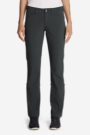 Women's Horizon Pants Plus in Gray