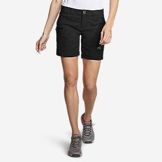 Women's Guide Pro Shorts in Black