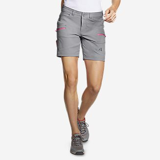 Women's Guide Pro Shorts in Gray