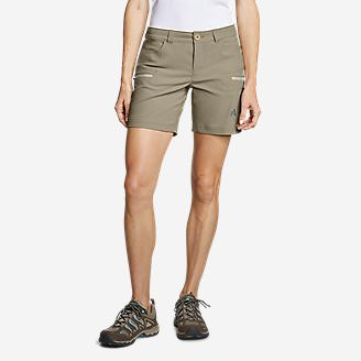 Women's Guide Pro Shorts in Beige