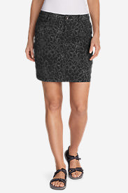 Women's Horizon Skort - Print in Black