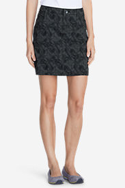 Women's Horizon Skort - Print in Gray