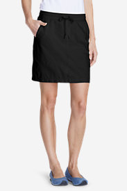 Women's Horizon Pull-On Skort - Solid in Black