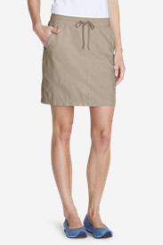 Women's Horizon Pull-On Skort - Solid in White