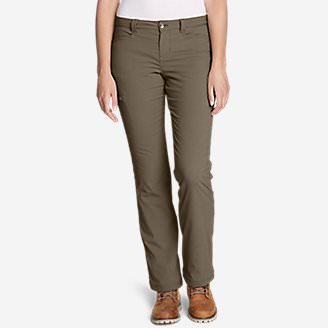 Women's Horizon Lined Pants in Beige