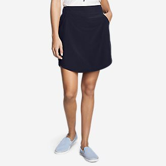 Women's Departure Skort in Blue