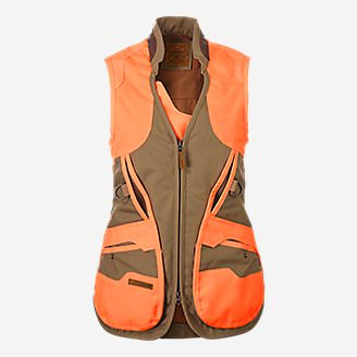 Women's Mabton Flats Vest in Beige