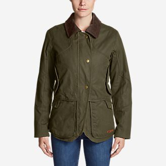 Women's Kettle Mountain StormShed Jacket in Green