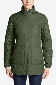 Women's Year-Round 2.0 Field Coat in Green