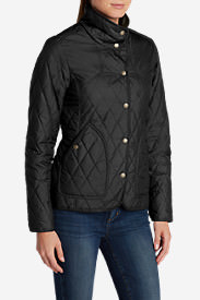 Women's Year-Round Field Jacket - Solid in Black