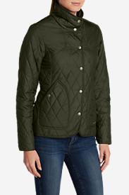 Women's Year-Round Field Jacket - Solid in Green