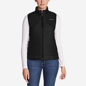 Women's MicroTherm 2.0 Down Field Vest in Black