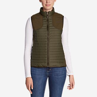 Women's MicroTherm 2.0 Down Field Vest in Green