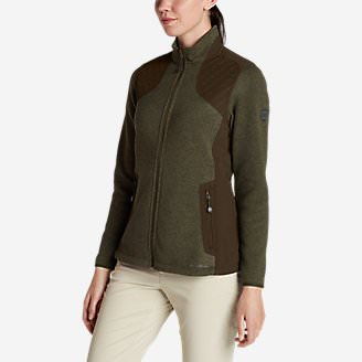 Women's Daybreak IR Full-Zip Jacket in Green