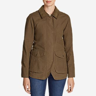 Women's Toppenish Field Jacket in Brown