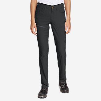 Women's Field Guide Pants in Gray