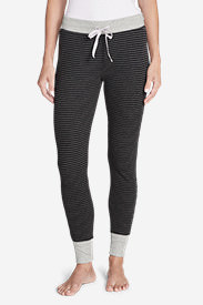 Women's Stine's Favorite Waffle Sleep Pant in Gray