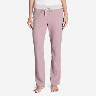 Women's Stine's Knit Sleep Pants - Print in Purple