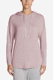 Women's Ethereal Hoodie in Pink