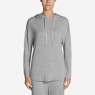 Women's Ethereal Hoodie in Gray