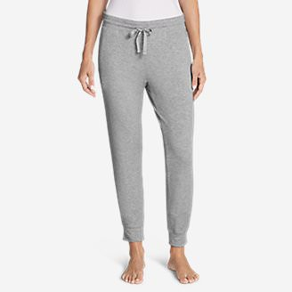 Women's Ethereal Jogger Pants in Gray