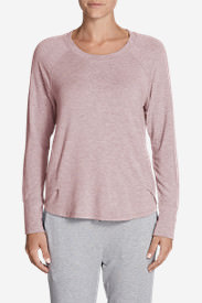 Women's Ethereal Crew in Pink