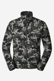 Men's Sandstone Soft Shell Jacket in Gray
